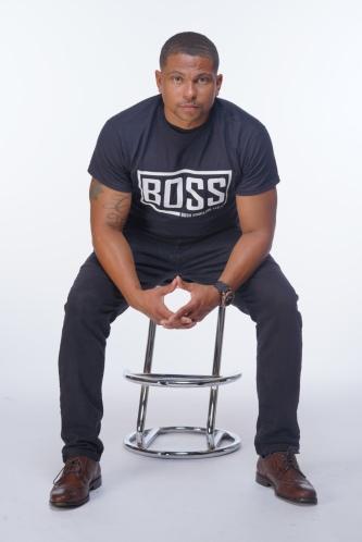 Boss Male Model